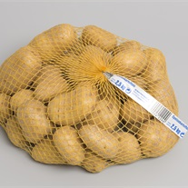 potatoes knitted