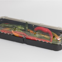 peppers - clamshell tray