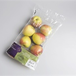 Apples & pears packaging