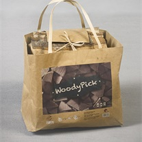 firewood - paper carrybag